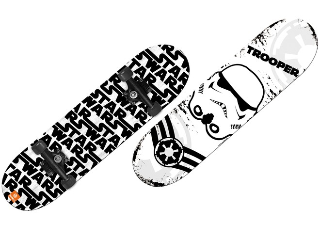 28161 - STAR WARS SKATEBOARD