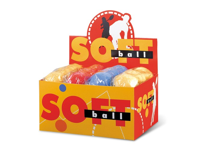 14871 - soft ball display