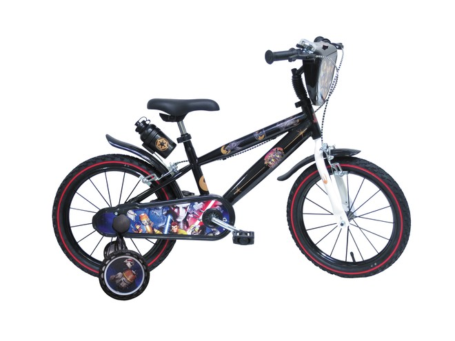 25287 - BICICLETTA STAR WARS