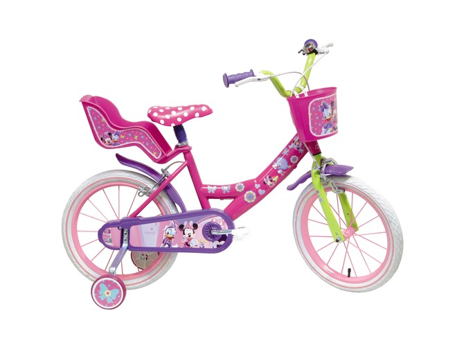 25117 - BICICLETTA MINNIE MOUSE