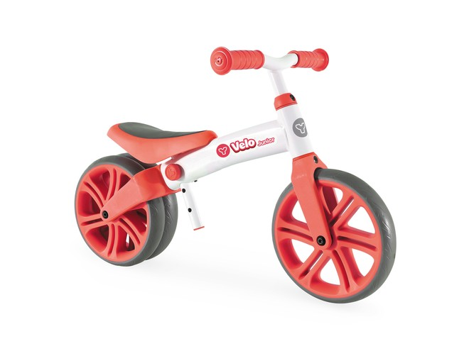 25156 - Y VELO JUNIOR BALANCE BIKE RED