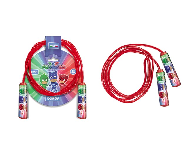 09113 - PJ MASKS SKIPPING ROPE
