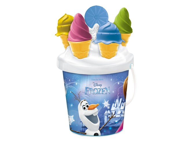 28447 - FROZEN ICE CREAM BUCKET SET