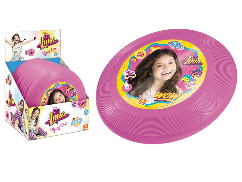 09096 - SOY LUNA FLYING DISC